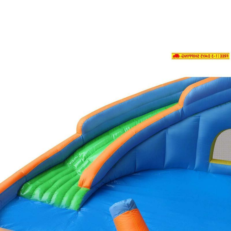 Inflatable Bouncy Backyard Blower