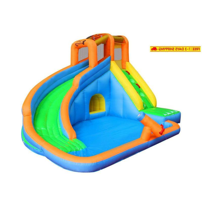 Inflatable Water Slide Bouncy