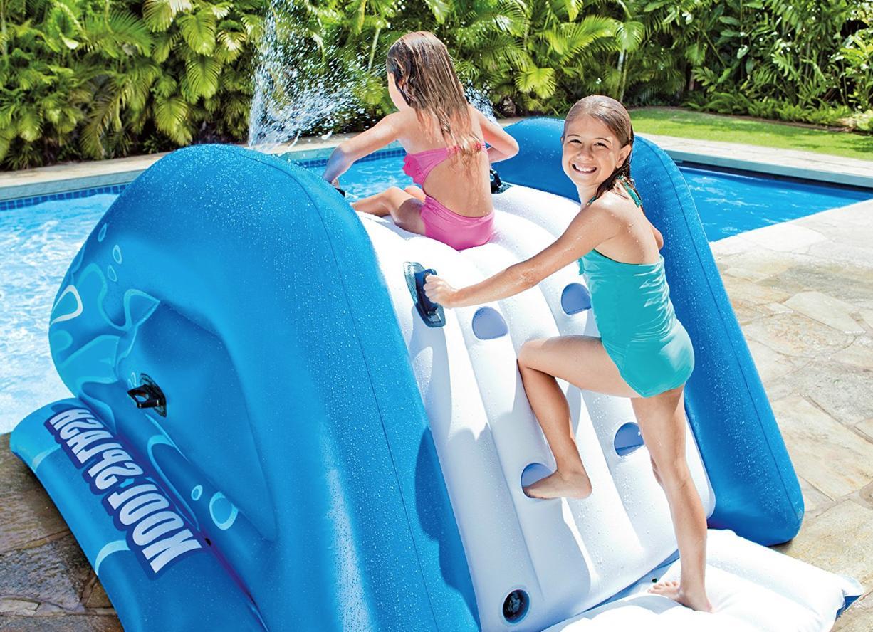 Inflatable Water Pool Toy Play Splash