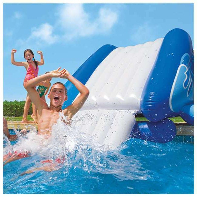 Giant Inflatable Kids Slide Outdoor Fun Games