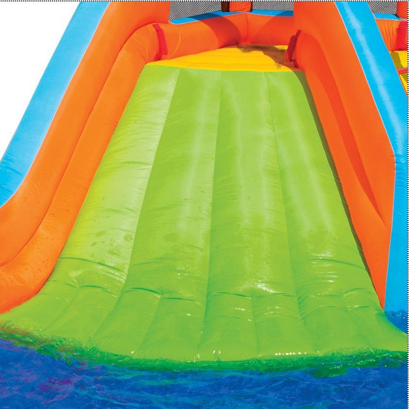 Inflatable Slide Summit Splash Adventure Park Pool 13998