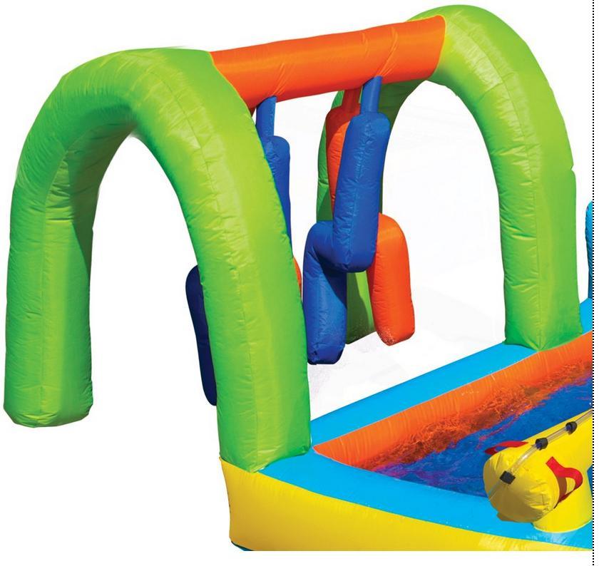 Inflatable Water Slide Summit Park Pool Banzai