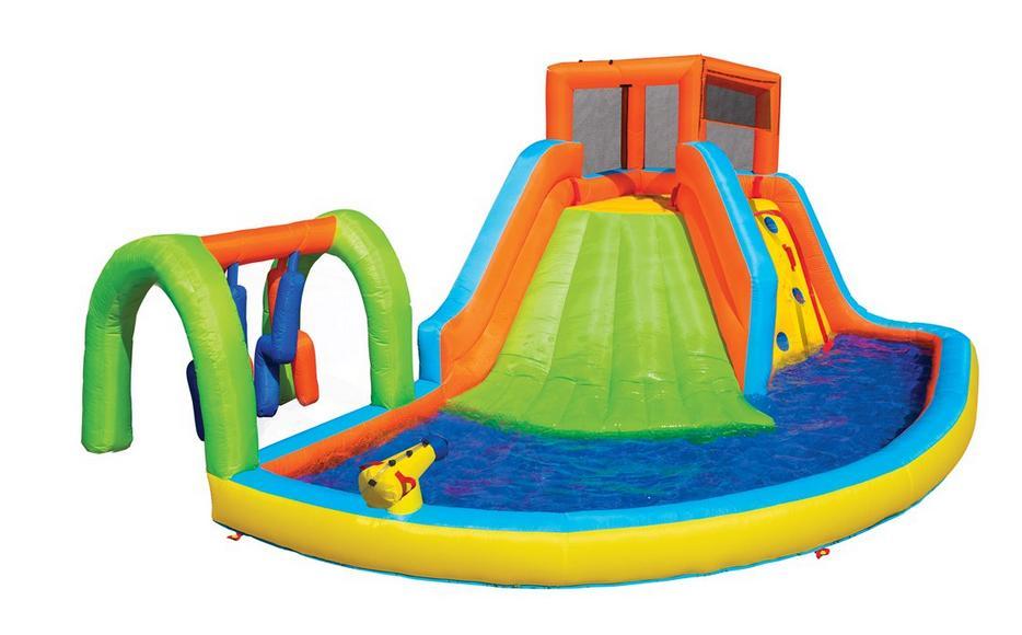 Inflatable Slide 🔥🔥 Summit Splash Park Banzai 13998
