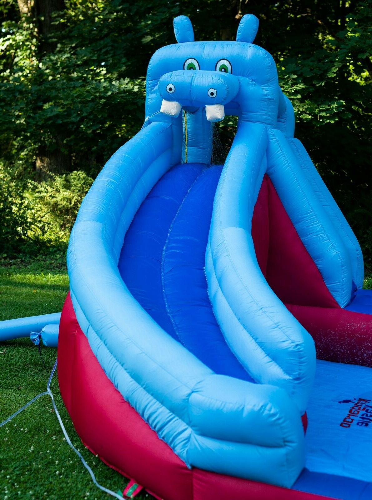 Inflatable Blower for with Water Pool
