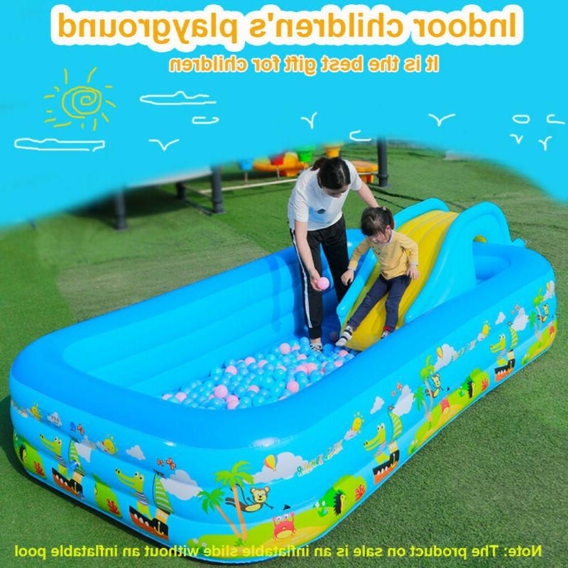 Inflatable Kids Backyard Air Slides QQ