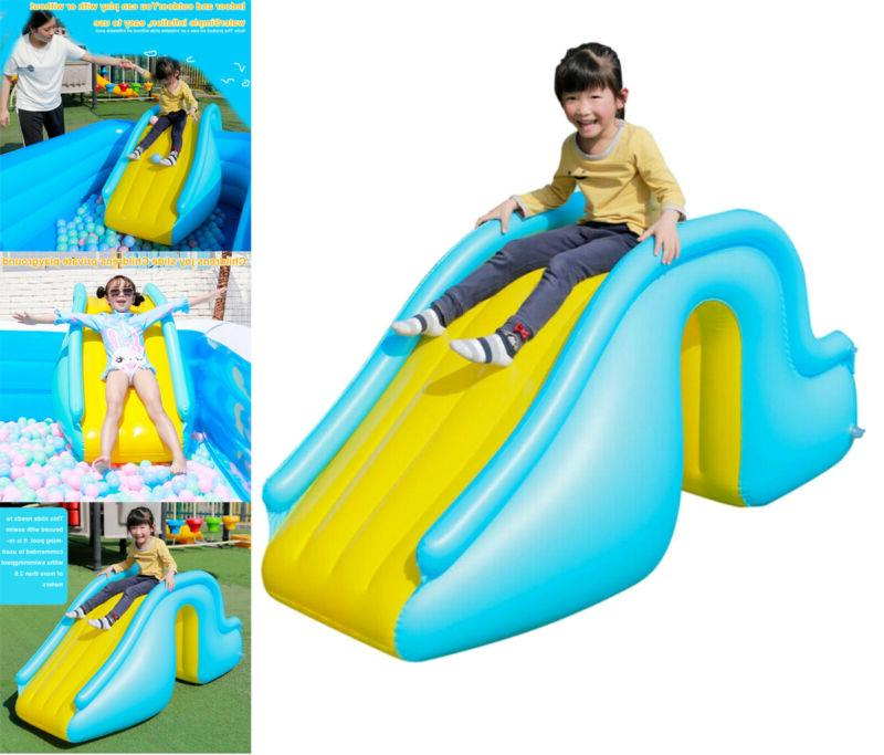 inflatable water slides for kids backyard summer