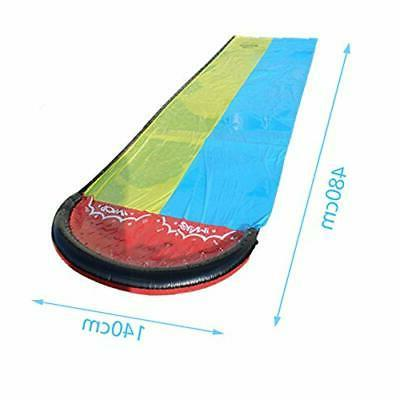 Inflatable Slip and Slide for Kids Adults, Great Backyard