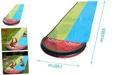inflatable water slip and slide for kids