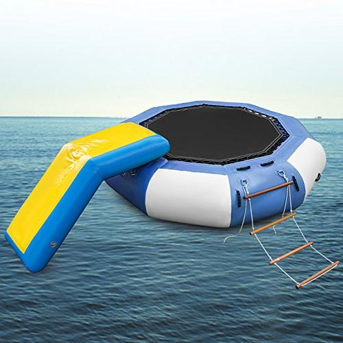 inflatable water trampoline series splash