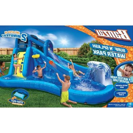 Best Outdoor Inflatable for Kids Surf Water Park