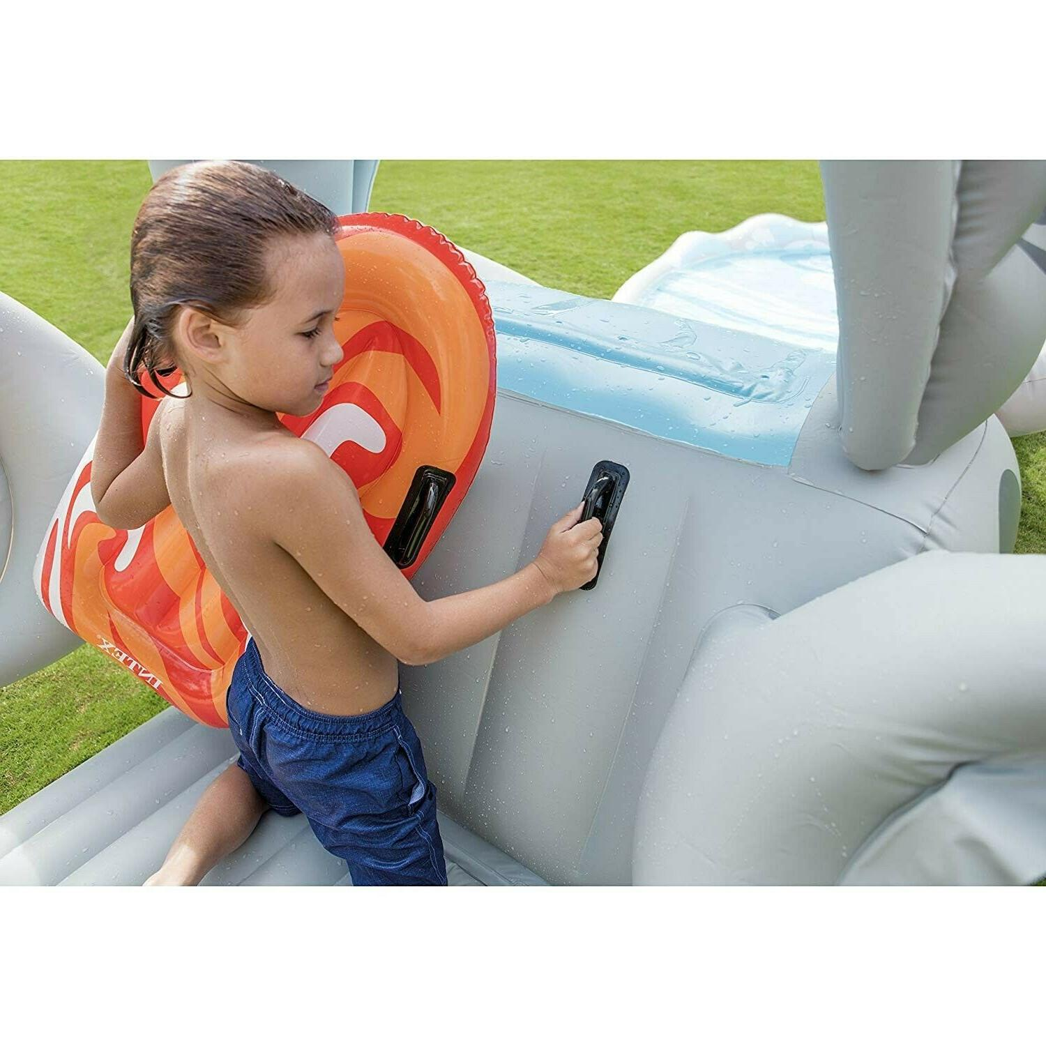 Intex Surf 'N Slide Inflatable Play X with