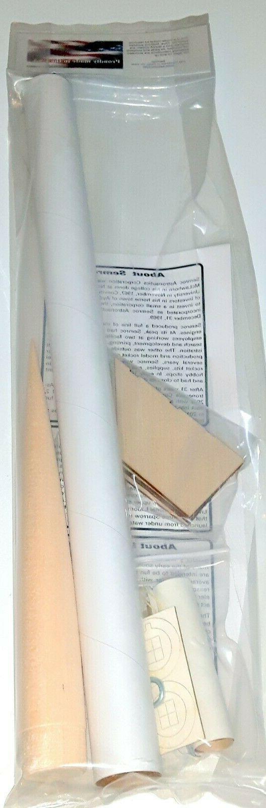 SEMROC Model Rocket - - Skill