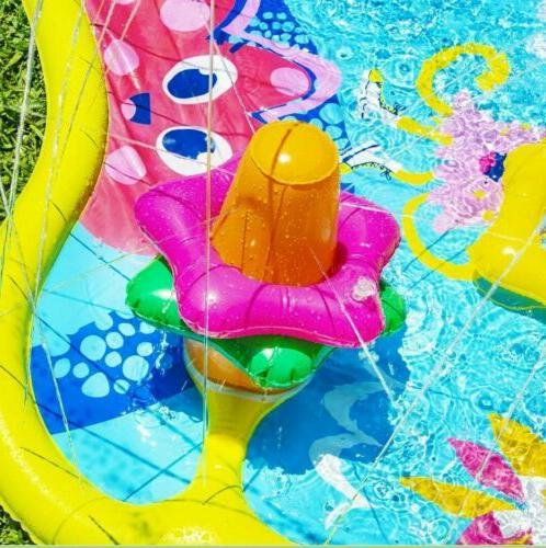 BANZAI Banzai Splash Park Pool Outdoor New
