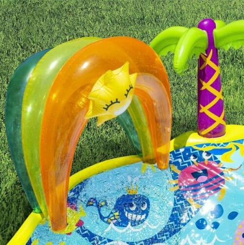 BANZAI JR Splash Pool Kids New