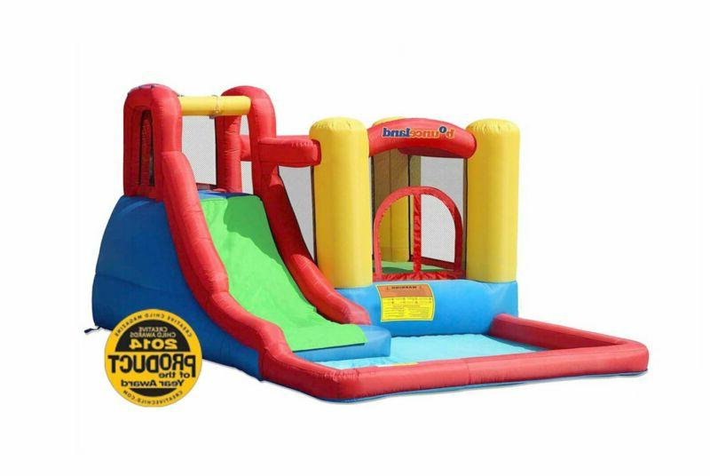 Bounceland And Adventure House