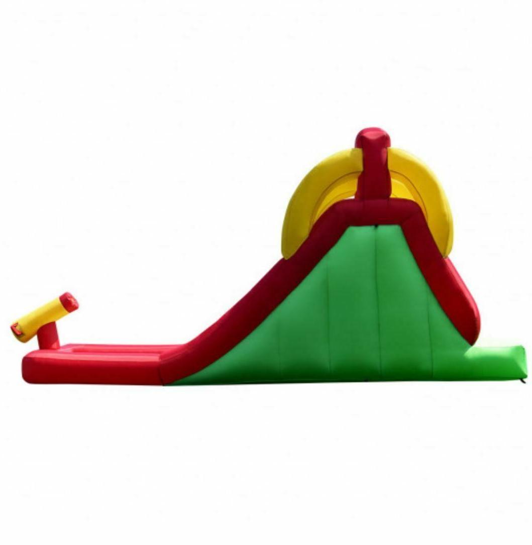 Jumper Climbing Inflatable Water Slide Kids Gift Outdoor