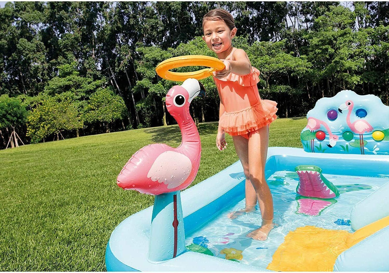 Intex Jungle Adventure Play Toys Water Slide HAND