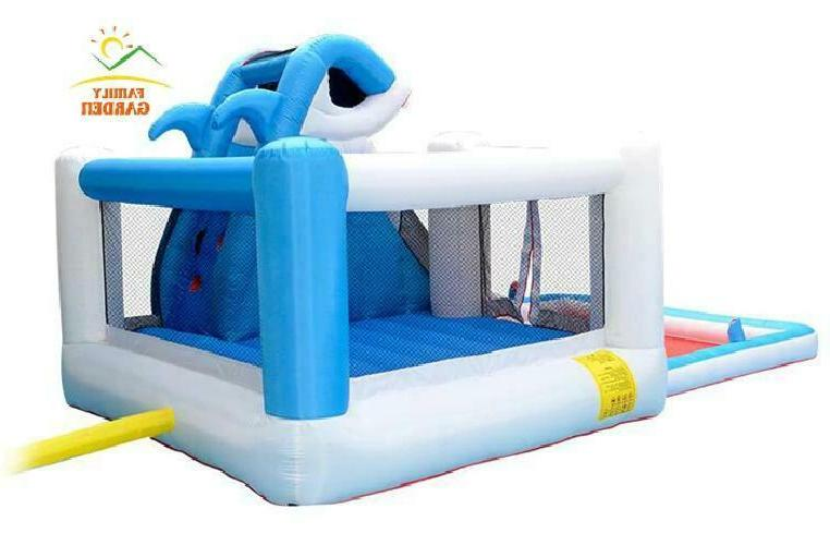 Kids Shark Water House With