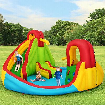 Kids Slide House Fun