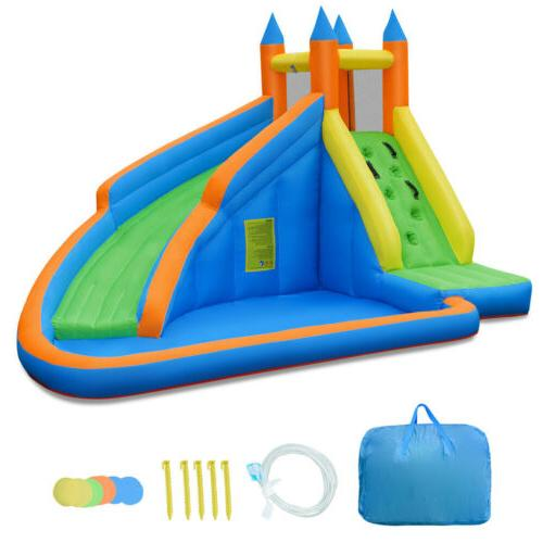 Inflatable Water Park Play Center House Pool