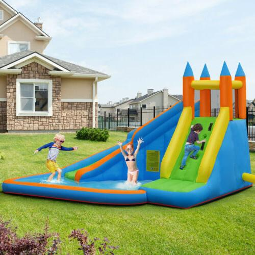 inflatable outdoor water park play center kids