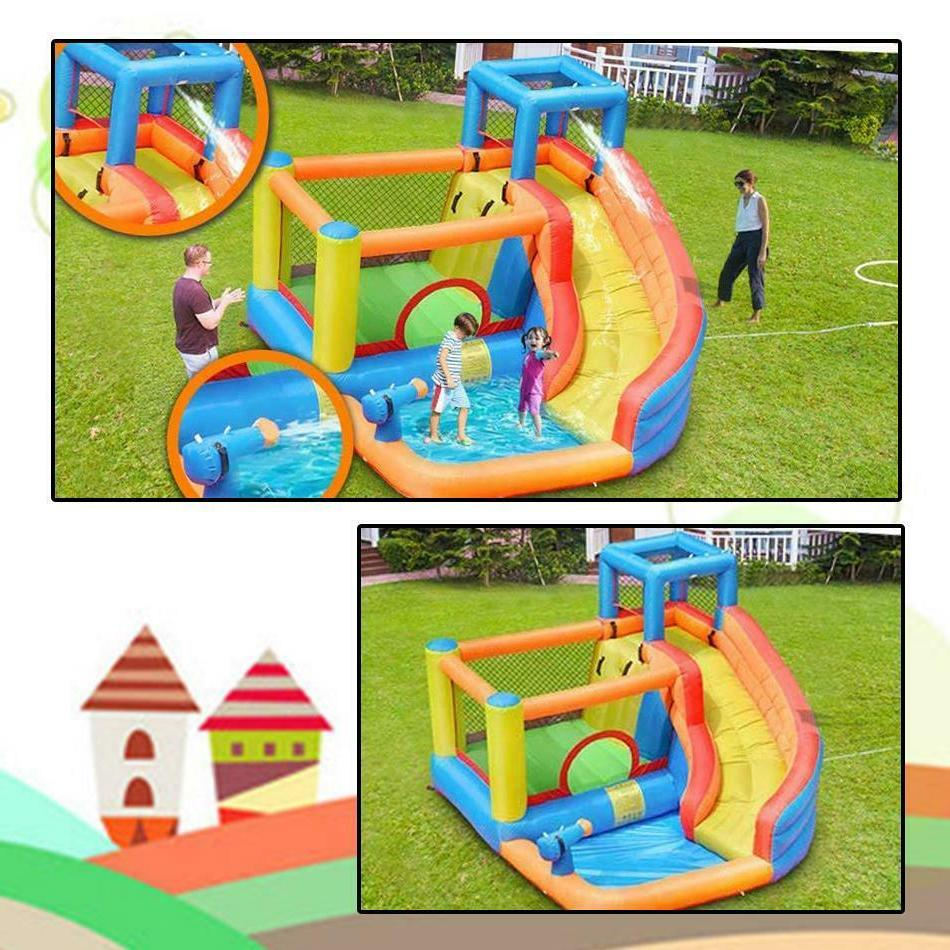Kids Slide Jumping Castle with Air