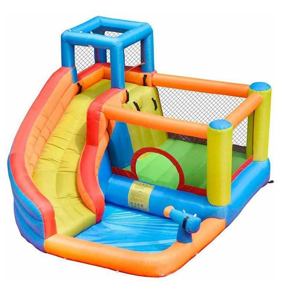 Kids Outdoor Slide Pool Jumping Bouncer Castle