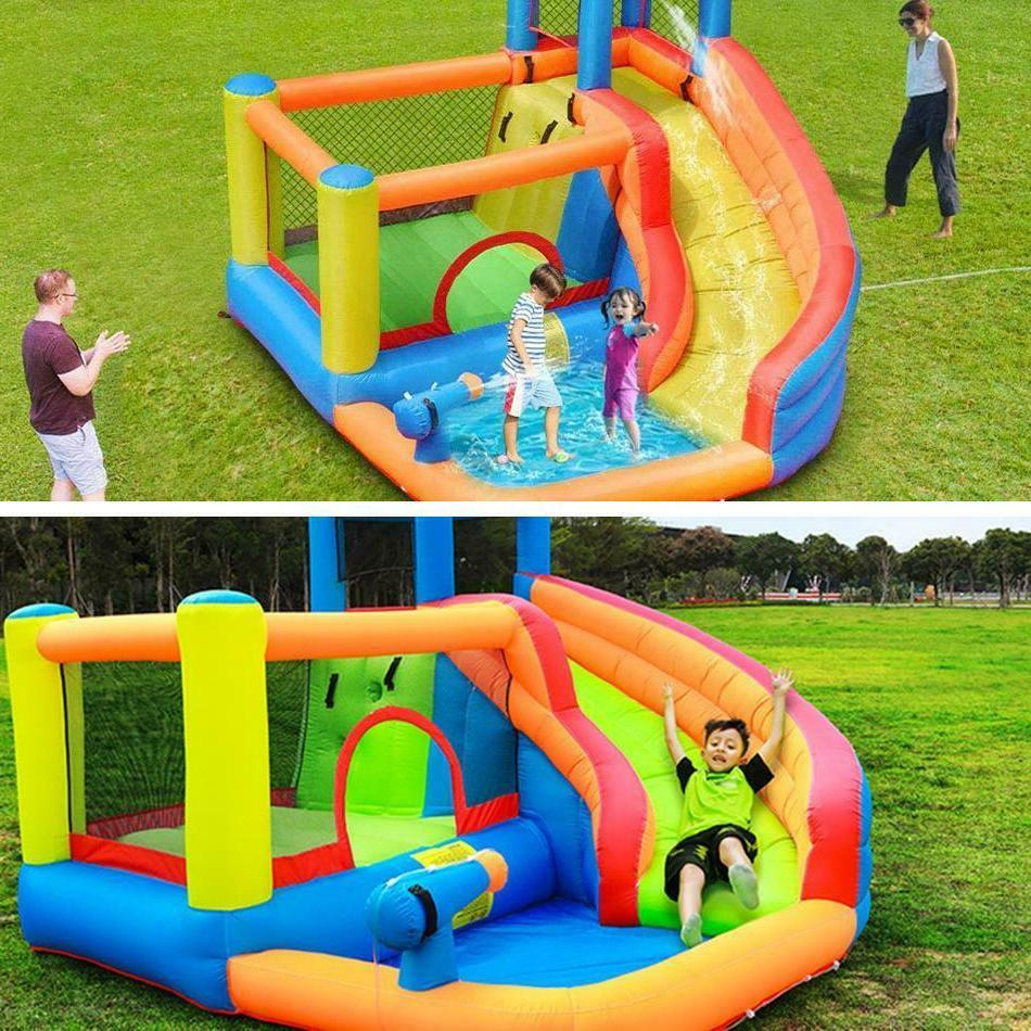 Kids Slide Jumping Castle