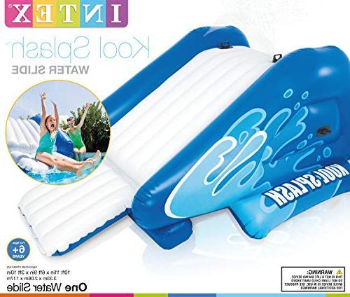 Intex Kool Inflatable Play Center Water Slide