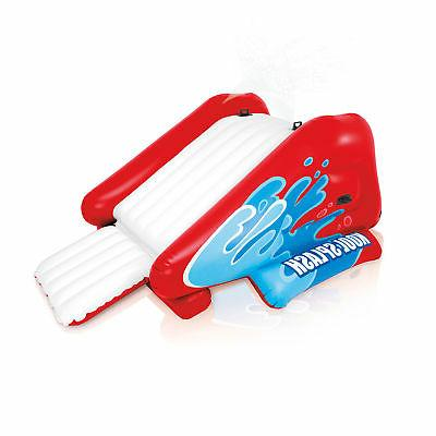 kool splash inflatable pool water slide play