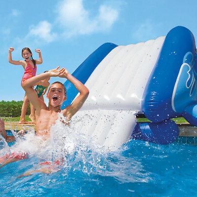 Intex Kool Center Water Slide Giant Bull