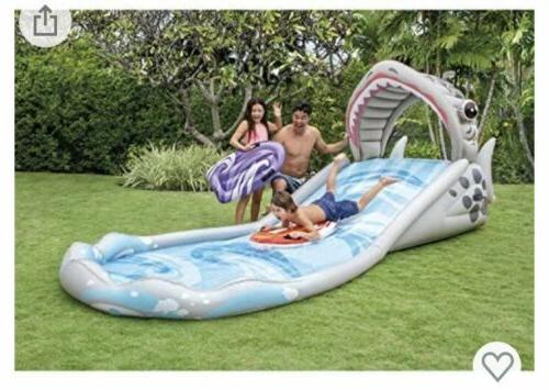 kool splash water slide