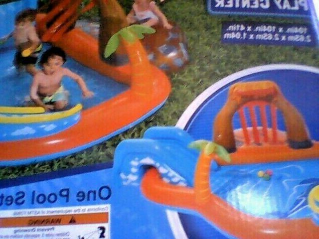 Bestway Center Inflatable Center - 55 GALLON - 8 FEET - POOL