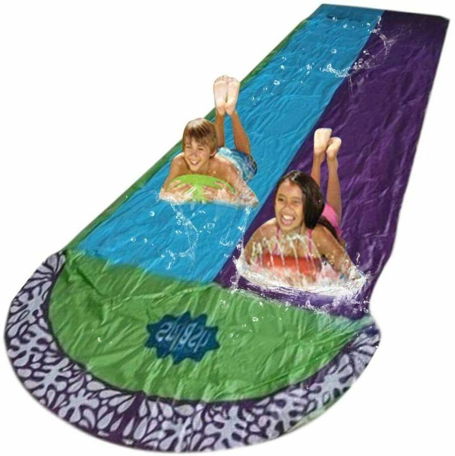 Water Backyard Lawn Slip Slide x