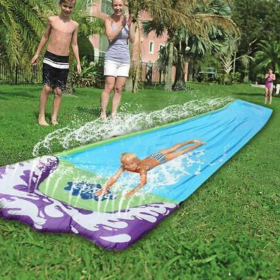 Lawn With Splash Crash Pad For Kids