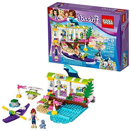 lego friends heartlake surf shop 41315 building kit