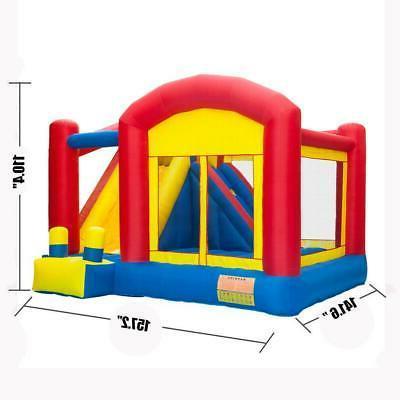Magic Bounce Inflatable Slide