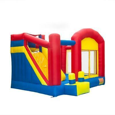 Magic Inflatable Bouncer Jumper Slide