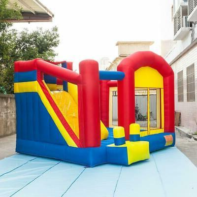 magic bounce house castle inflatable bouncer child