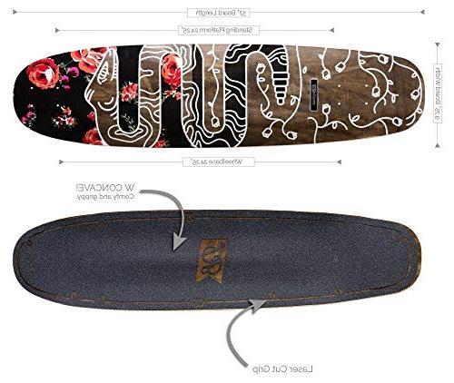 DB Maple Longboard