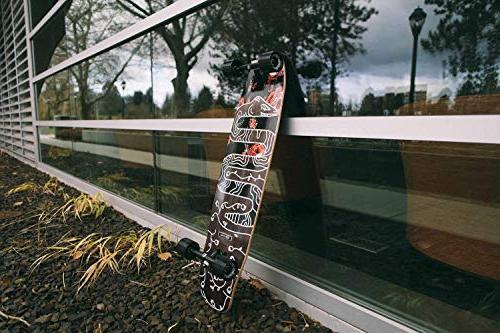 DB Mamba Maple Longboard