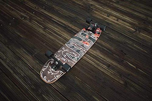 DB Longboards Mamba Maple