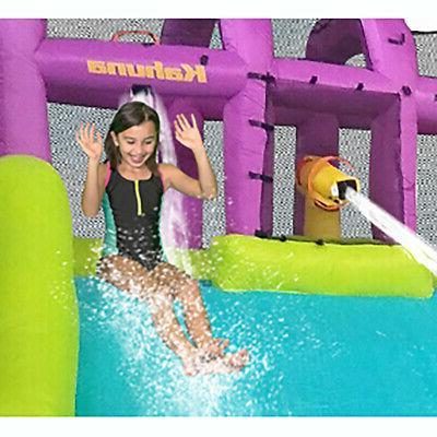Kahuna Backyard Slide Water
