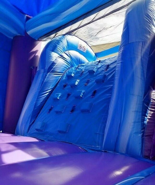 Mega Inflatable Big Water Slide Bounce House Combo