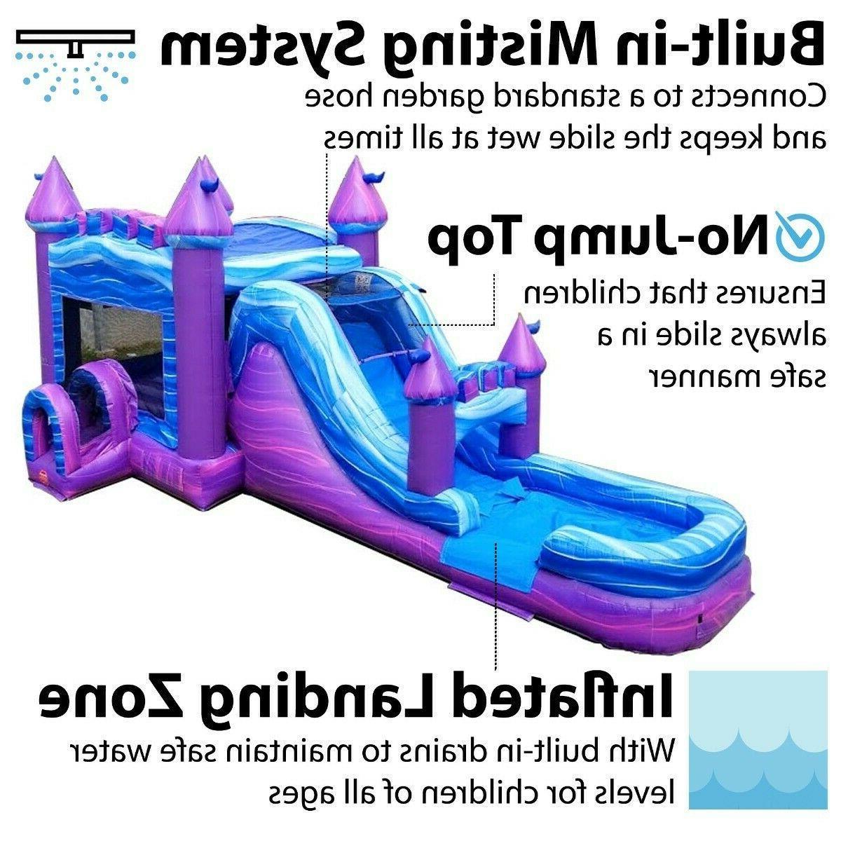 Mega Purple Big Water House