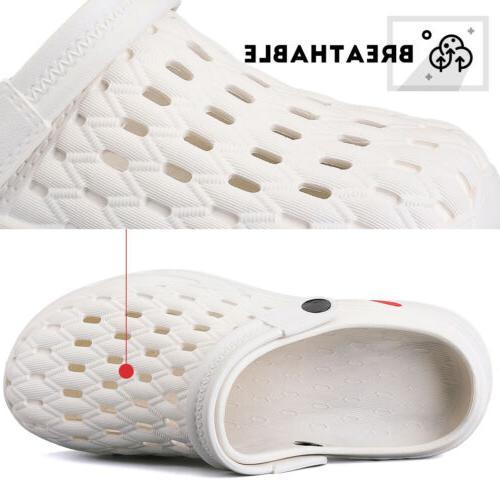Garden Summer Shower Slide Slippers