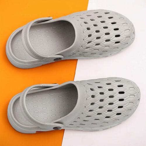 Men Water Shower Slide Slippers