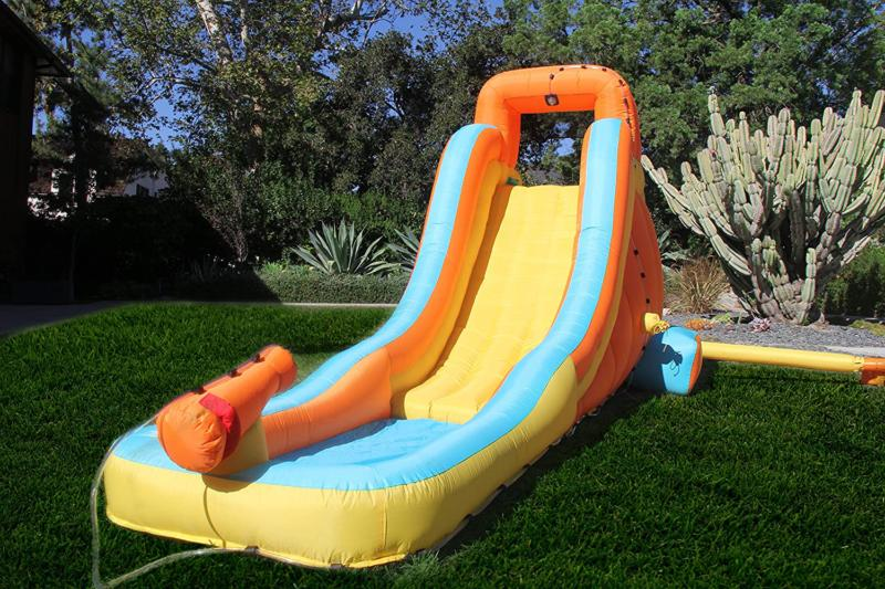 Sportspower First Inflatable Outdoor Slide with