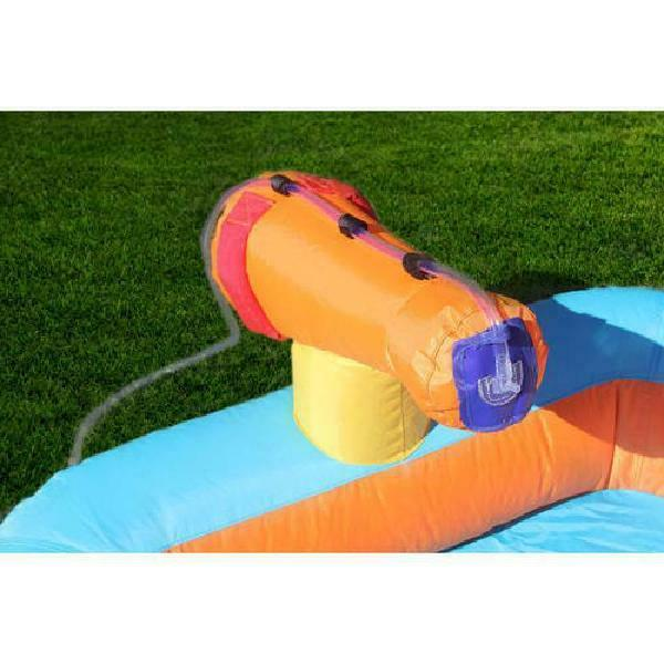 Sportspower My First Inflatable Water Include Fan Durable Safe