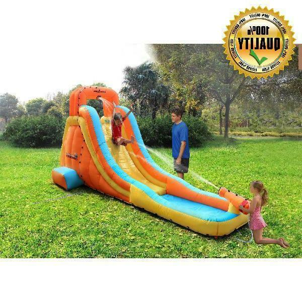 Giant Sportspower Inflatable Water Slide with Water cannon P
